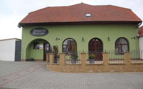 Bořetice: Penzion Bernardýn