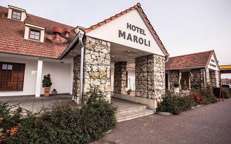 Mikulov: Hotel Maroli