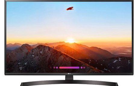 Televize LG 49UK6470 černá