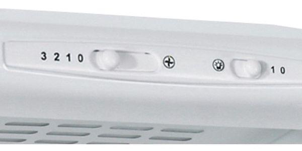 Odsavač par Mora OP 630 W bílý2