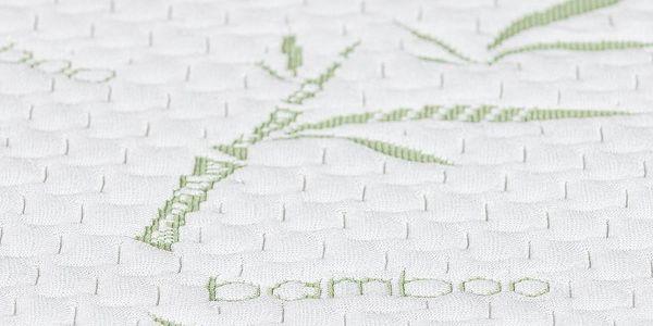 4Home Bamboo Nepropustný chránič matrace s lemem, 200 x 200 cm4