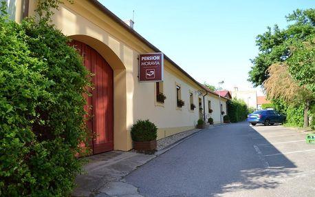 Mikulov: Penzion Moravia