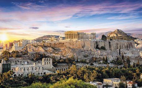 Řecko letecky na 8 dnů, polopenze