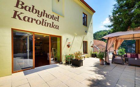 Jižní Morava: Baby Hotel Karolínka