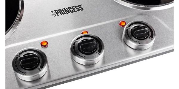 Vařič Princess 303009 stříbrný2