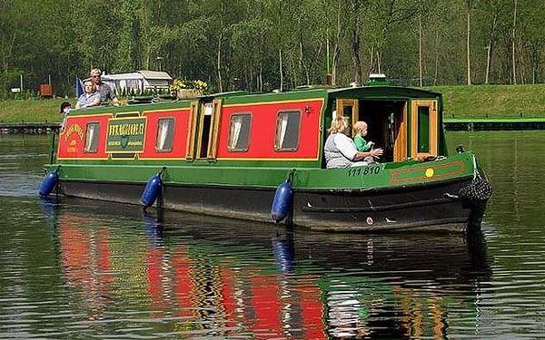 Romantická plavba s piknikem   Pardubice   1. duben - 31. říjen   cca 2,5 hodiny5
