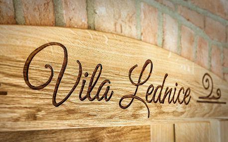 Lednice: Vila Lednice