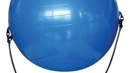 CorbySport 5737 Gymnastický míč s expandéry - 650 mm