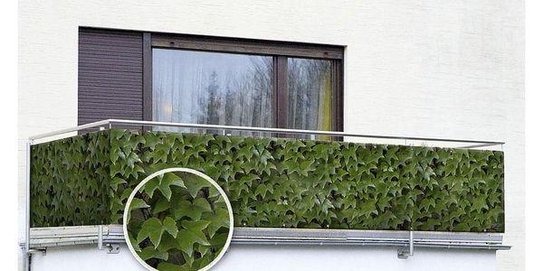 Dekorativní clona na balkon, WENKO2