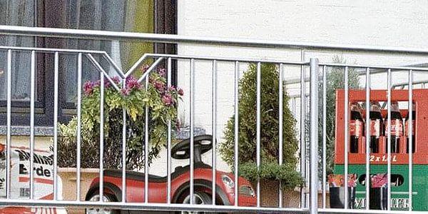 Dekorativní clona na balkon, WENKO3