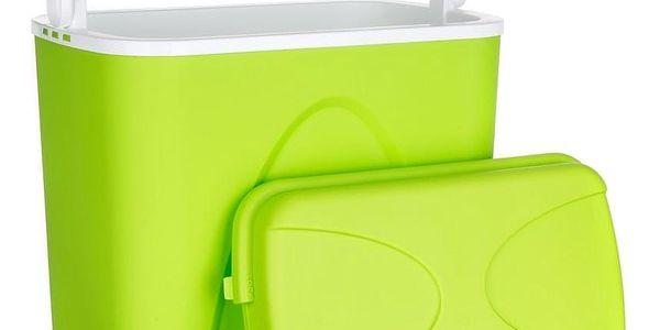 HAPPY GREEN Box chladící 24 l, zelený3