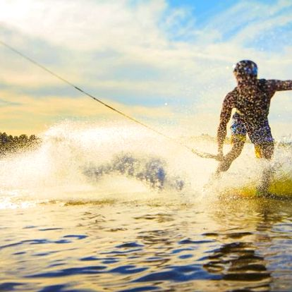 Soukromá hodina wakeboardingu