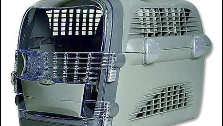 Přepravka CATIT Design Cabrio šedá 51 x 33 x 35 cm 1ks