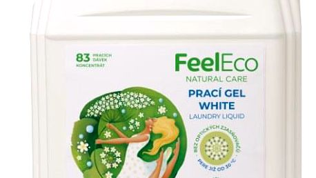 Feel Eco Prací gel White 5l, 83PD