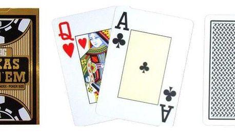 Copag Gold Black 2074 Poker karty