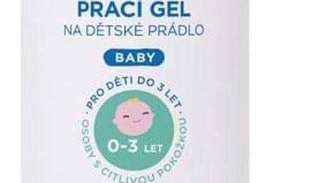 FEEL ECO Baby prací gel na dětské prádlo 100ml