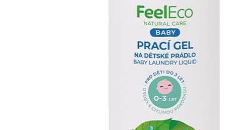 Feel Eco prací gel na dětské prádlo Baby 100ml