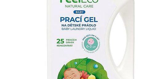 Feel Eco Hypoalergenní prací gel na dětské prádlo Baby 1,5l, 25PD
