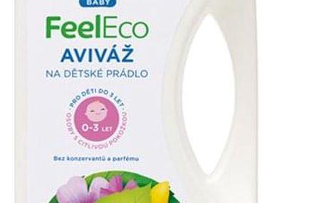 Feel Eco Aviváž na dětské prádlo Baby 1l