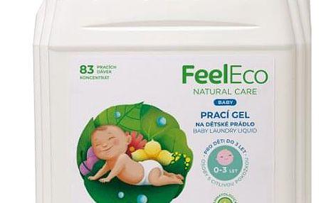 Feel Eco prací gel na dětské prádlo Baby 5l, 83PD