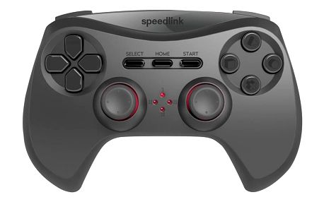 Gamepad Speed Link Strike NX Wireless, PS3 (SL-440401-BK-01)