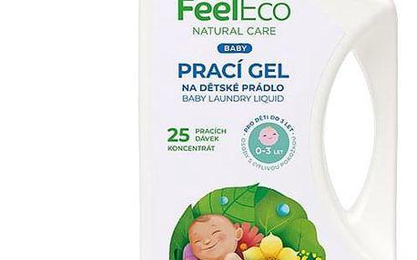 Feel Eco prací gel na dětské prádlo Baby 1,5l, 25PD
