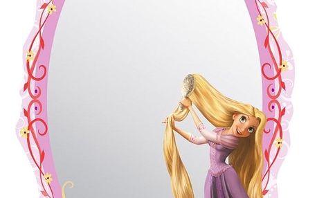 AG Art Samolepicí dětské zrcadlo Rapunzel Princezna Locika, 15 x 21,5 cm