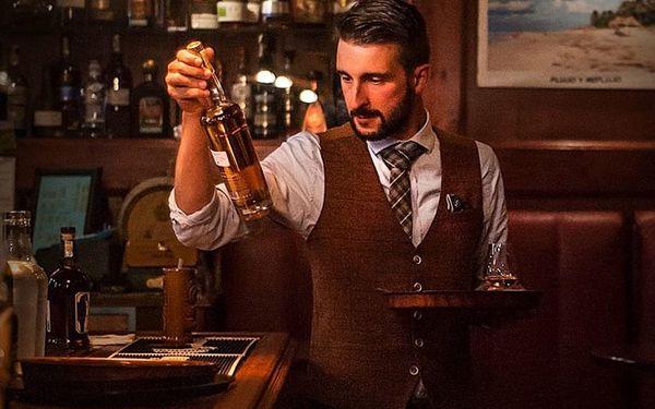 Rumovým Master Blenderem na zkoušku, Praha 1, 1 osoba, 2 hodiny3