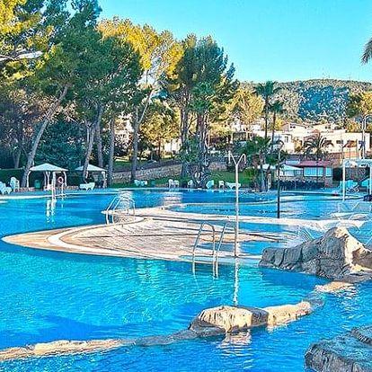 Španělsko - Mallorca letecky na 6 dnů, all inclusive