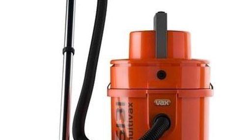Víceúčelový vysavač VAX Wet&Dry 6131A Multifunction oranžový
