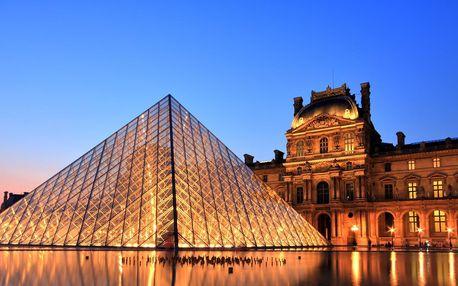 Jednodenní výlet s průvodcem za památkami Paříže