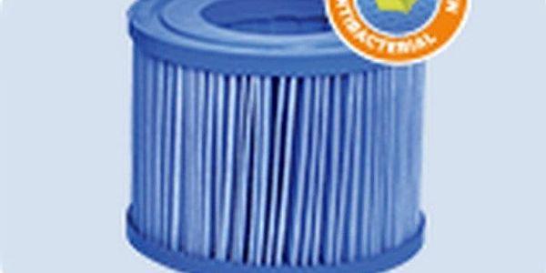 Náhradní kartušové filtry Bacti-Stop® pro vířivky NETSPA2