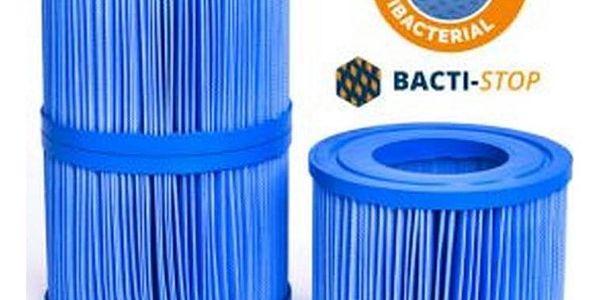 Náhradní kartušové filtry Bacti-Stop® pro vířivky NETSPA3