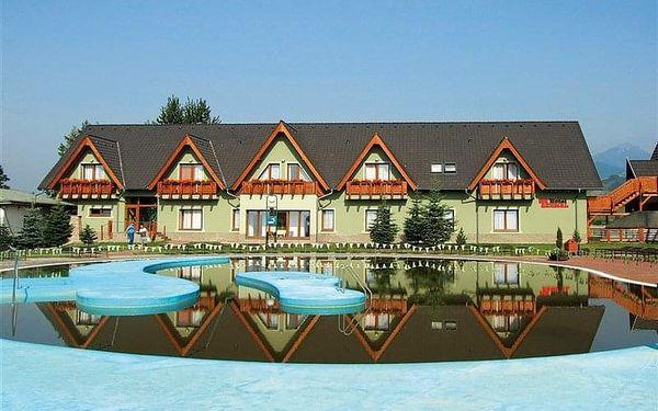 Bešeňová - Hotel BEŠEŇOVÁ, Slovensko, vlastní doprava, snídaně v ceně2