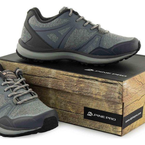 Dámská outdoorová obuv Alpine Pro Svata | Velikost: 36 | Šedá2