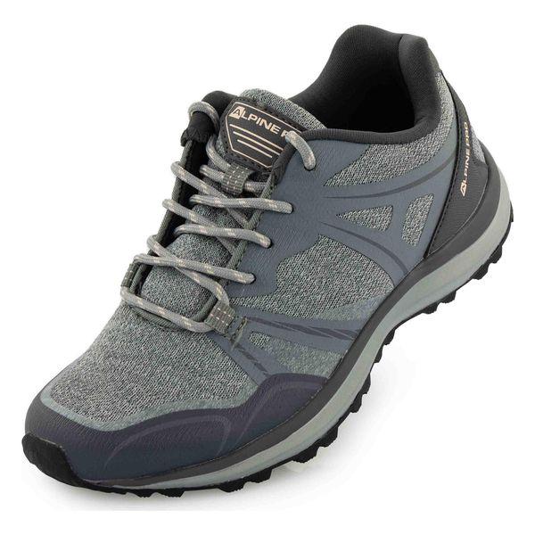 Dámská outdoorová obuv Alpine Pro Svata | Velikost: 36 | Šedá3