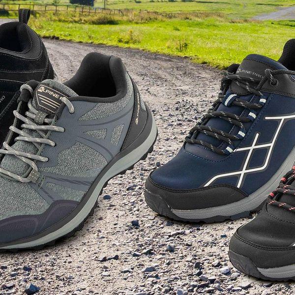 Outdoorová obuv Alpine Pro pro dámy i pány