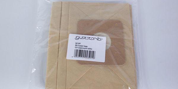 Sáčky do vysavače Guzzanti GZ 3073