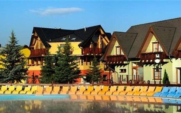 Bešeňová - Hotel BEŠEŇOVÁ, Slovensko, vlastní doprava, snídaně v ceně5