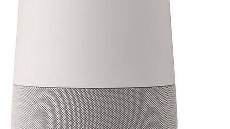 Hlasový asistent Google Home bílý + dárek Adaptér C-Tech univerzální, 110 - 230V, EU, US, AU bílý