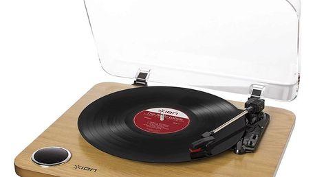 Gramofon ION Max LP dřevo