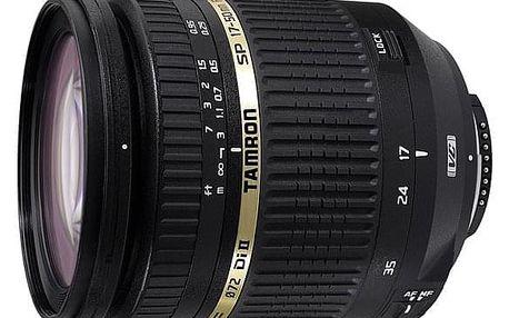 Objektiv Tamron SP AF 17-50 mm f/2.8 XR Di-II VC LD Asp. (IF) pro Nikon černý (B005NII)