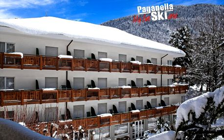 5denní Paganella se skipasem | Hotel Miralago*** - pouze pro dospělé | Doprava, ubytování, polopenze a skipas
