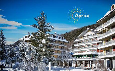 5denní Aprica se skipasem | Hotel Urri*** | Doprava, ubytování, polopenze a skipas
