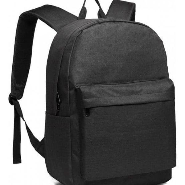 Dámský černý batoh Nea 19303