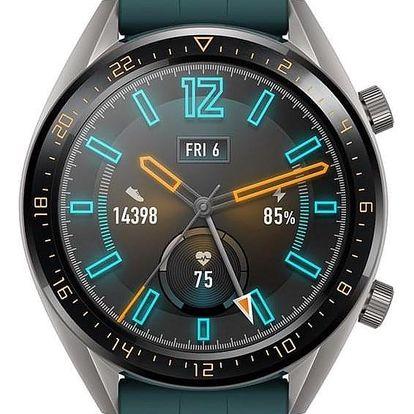 Huawei Watch GT Active zelené (55023721)