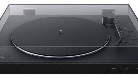 Gramofon Sony PS-LX310BT černý