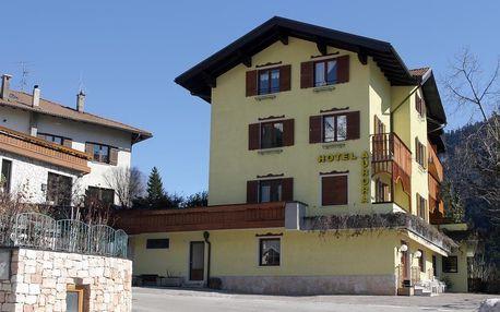 8denní Paganella se skipasem | Hotel Aurora – Molveno*** | Ubytování, Polopenze a skipas