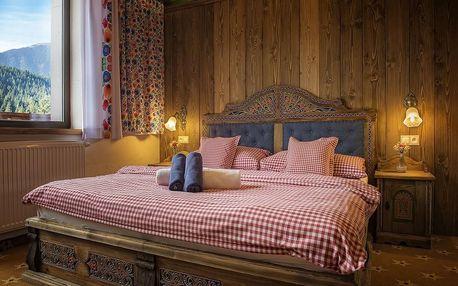 Hotel Bachledka Strachan poblíž Stezky korunami stromů Slovensko