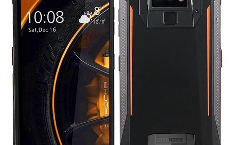 Mobilní telefon Doogee S80 Lite oranžový (DGE000358)